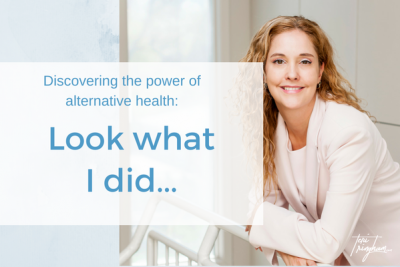 Simple changes–powerful results for Robin. Can they help you too?