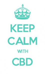 Keep Calm CBD Oil